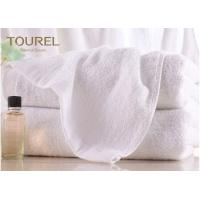 Wholesale 100% Cotton Terry Hotel Hand Towels Embroided White Color Luxury Hand Towels from china suppliers