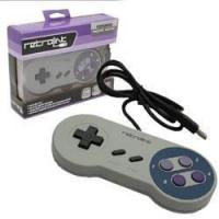China SNES - Controller - Wired - PC USB Compatible - Classic Style on sale
