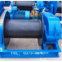 Wholesale Wire Rope Heavy Duty Electric Winch For Dragging Or Lifting Heavy Materials from china suppliers