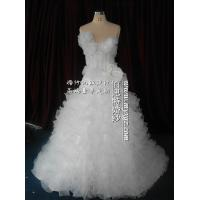 Wholesale Wedding gowns/Wedding dresses/bridal gowns/bridal dresses BB007 from china suppliers