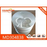 Buy cheap Engine Piston For Mitsubishi  4D56  New   MD304838 MD304853  MD304859    piston kit 91.1 mm from wholesalers
