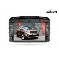 Buy cheap Kia Sorento 2015 Auto Radio Car Gps Navigator With TPMS Rear View Camera from wholesalers
