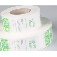 Wholesale Food PVC Self Adhesive Labels Matte / Glossy Lamination Finish CMYK Colors from china suppliers
