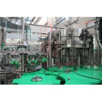 China Soft Drink Filling Machine Soda Water Beverage Filling Equipment on sale