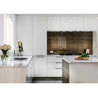 Wholesale Lacquer Finish MDF Kitchen Cabinets With Blum , Hettich , Chinese Brand Hardware from china suppliers