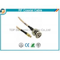 China High Power Wireless Low Loss RF Coaxial Cable 50 OHM High Voltage on sale