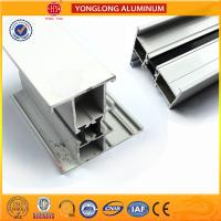 Wholesale Independent Seal Structure Aluminum Door Profile Insulation Performance And Sound Insulation Effect from china suppliers