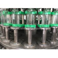 Wholesale 5-In-1 Glass Bottle Fruit Juice Filling Machine With Steam Sterilizer from china suppliers