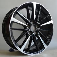 Buy cheap TOYOTA 18X7.5 16X6.5 17X7.0 Aluminium Alloy Wheel 5 Hole With Full painted KIN from wholesalers