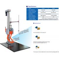 Buy cheap 85kg Payload Packaging Drop Test Machine With Base Plate 100x150cm Drop Height from wholesalers