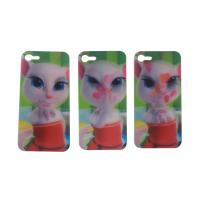 Wholesale Custom Beautiful Flip 3d Lenticular Iphone Cases Lenticular Flip With 0.6mm Pet from china suppliers