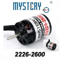 China Mystery 2600kv Outrunner Brushless Motor for RC Helicopter (2226-2600) on sale