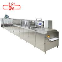 PLC Controlled Chocolate Moulding Line With Remote Control System