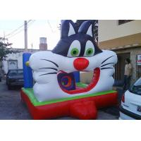 Wholesale Popular Moonwalk Bounce House Inflatables Big 3D Design Cat from china suppliers