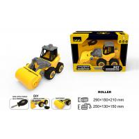 Wholesale DIY Assembly Construction Vehicles Educational Building Toys For Toddlers 3 - Year Old from china suppliers