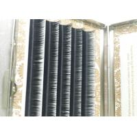 Wholesale Everlasting Curve Authentic Siberian Real Eyelash Extensions , Mink Fur Eyelash from china suppliers