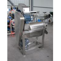 China Compact Structure Automatic Filling Machine Crushing Juicer Unit 12.5KW for sale