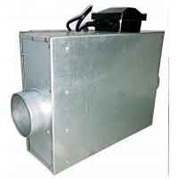 Wholesale Industrial Square Duct Booster Fan , Inline Duct Fan Quiet For Ventilation from china suppliers