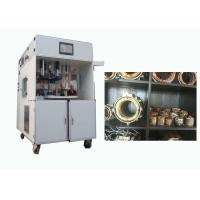 Wholesale Fan / Pump Motor stator Automatic Stator Winding Machine Four-station Turntable from china suppliers