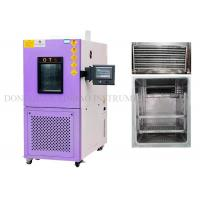 Wholesale Programmable Temperature Humidity Test Chamber , Environmental Chamber Humidity Control 0.5℃ Accuracy from china suppliers