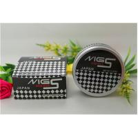 China Long Lasting Hair Styling Hair Wax,MG5 Hair Wax for sale