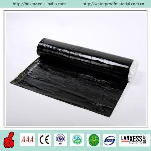 China CE standard Self-adhesive modified bitumen waterproof membrane on sale