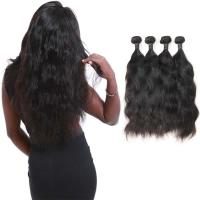 Wholesale Genuine 18 Inch Brazilian Natural Wave 4 Bundles Remy Hair Customized Length from china suppliers