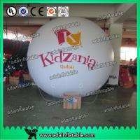Wholesale Inflatable Helium Balloons Golden Round , Blank Sphere Ball , Cartoon Character from china suppliers