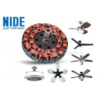 China 2 Stations Ceiling Fan Winding Machine / Table Fan Motor Stator Coil Winding Machine on sale
