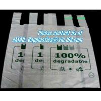 Wholesale cookware bag, kitchen bag, Compostable, D2W, EPI, Biodegradable, degradable, EN13432 from china suppliers