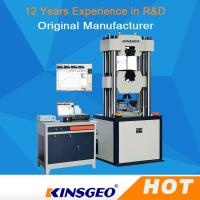 Wholesale Electro Hydraulic Servo Function Universal Testing MachineS Computerized from china suppliers