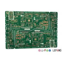 Wholesale OEM 2 Layers OSP Rigid  PCB Circuit Board for Industrial Control from china suppliers