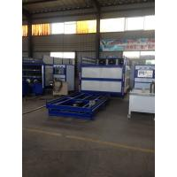 Industrial Glass Laminating Equipment , Thermal Lamination Machine For Solar Laminated Glass