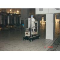 Quality Single Man Self Propelled Aerial Work Platform For Indoor Maintenance GTWZ6 - 1006 for sale