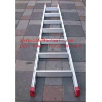Wholesale Straight Aluminium ladder&Aluminium Alloy ladder&folding ladder from china suppliers