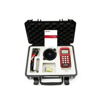 Quality Economic Type Ultrasonic Hardness Tester With Two Ordinary AA Batterie Power for sale