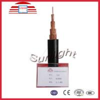 Wholesale PVC Sheathed XLPE Power Cable Mv Unarmored for Construction Use from china suppliers
