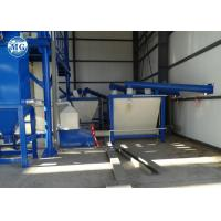 Wholesale Spiral Powder Screw Conveyor 4KW Power Concrete Continuous Running from china suppliers