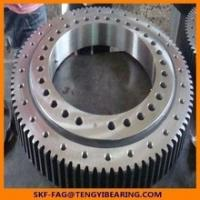 Wholesale Tower crane turnable slewing bearing 121.40.4500.990.41.1502double Row Axial/Roller Combination Slewing Bearing from china suppliers