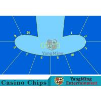 Wholesale Anti - Slippery Roulette Wheel Layout / Craps Board LayoutWith Smooth Surface from china suppliers