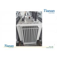 Wholesale Oil Type Three Phase Power Transformers Full Sealed With Low Temperature Noise from china suppliers