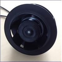 Wholesale Similar Ebm-Past EC Centrifugal Fans Air Purification 220mm Black from china suppliers