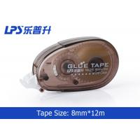 Wholesale Office & School Supplies 8mm*12m Permanent Double Side Tape Runner Glue Tape Roller from china suppliers