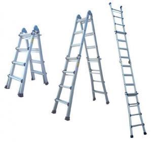 China Aluminium Combination Ladder (LM4416) on sale