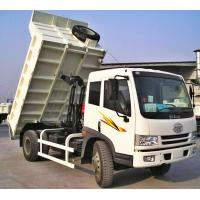 Buy cheap 8-10 tons dump truck, tipper truck, dumper, China dump truck, Dump truck FAW from wholesalers