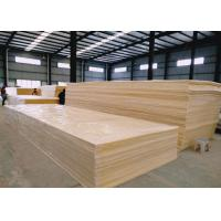 Wholesale 6m x 2.1m 5800mm x 2100mm Fluted Polypropylene Sheets For Concrete Forming from china suppliers