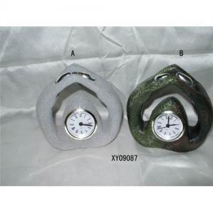 China Resin clock on sale