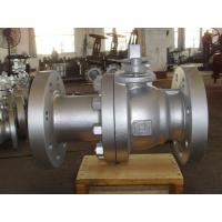 China API6D FULL BORE BALL VALVE  FLOATING BALL A105 BODY SS316 BALL 300LB RTJ 8INCH on sale