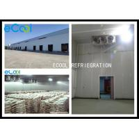 China Frozen Meat Cold Storage , Steel Structure Cold Storage For Meat Products for sale