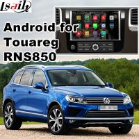 Buy cheap GPS Android navigation video interface cast screen google app for VW Touareg (MIB2) from Wholesalers